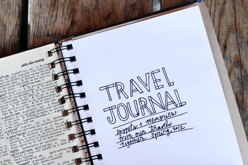 Travel journal 3