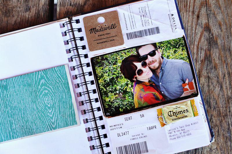 Elsies Travel Journal A Beautiful Mess