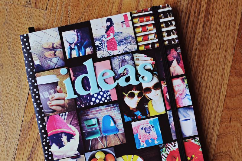 Pretty Scrapbook Ideas Decoration