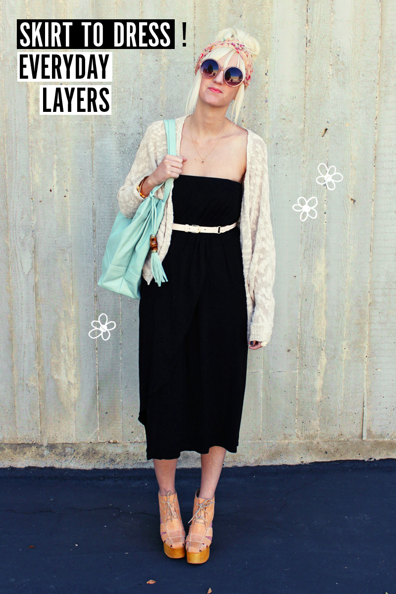 5 Ways To Style A Maxi Skirt – A Beautiful Mess