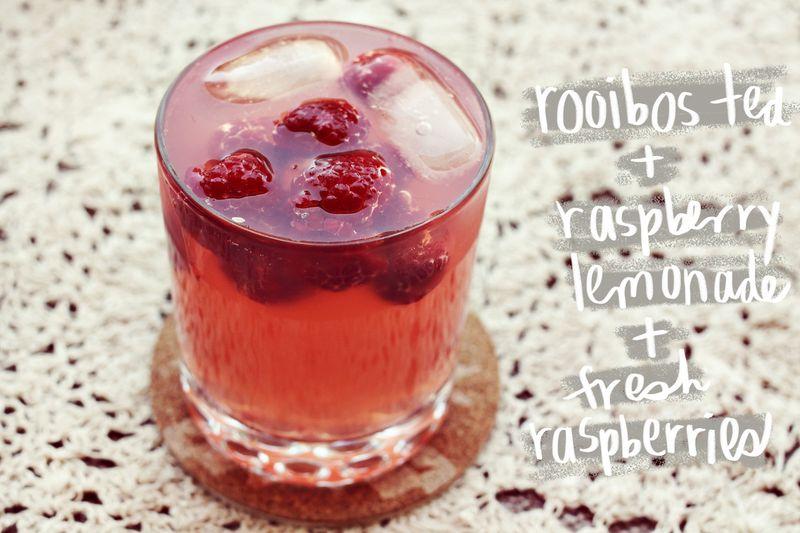 Raspberry Arnold Palmer