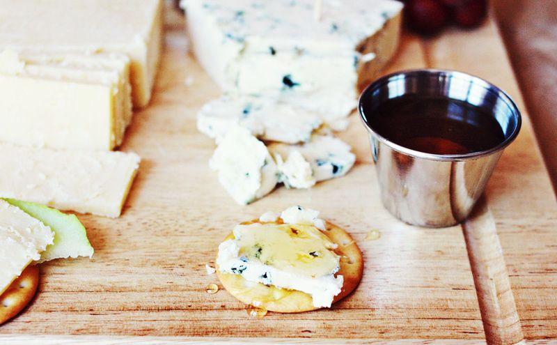 DIY Fancy Cheese Platter
