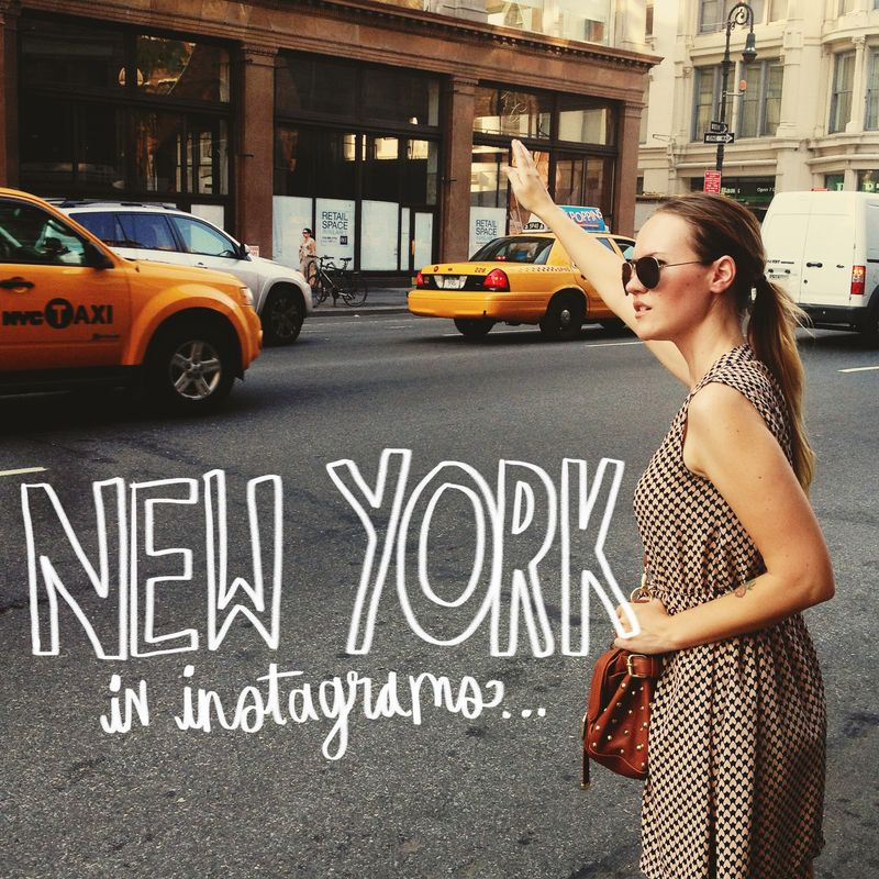 New York in Instagrams 1