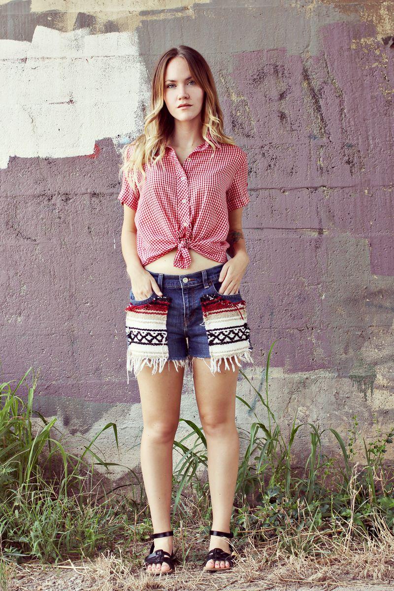 Southwestern shorts