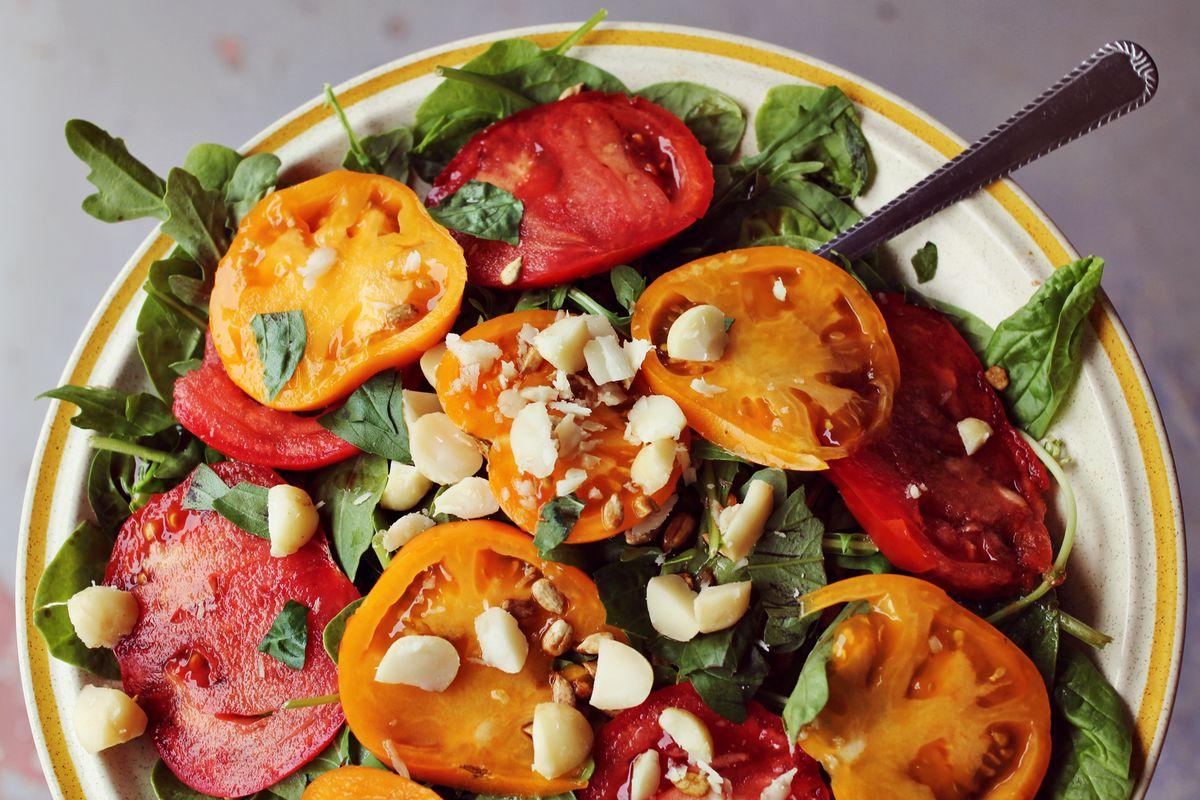 5 Favorite Summer Salads - A Beautiful Mess