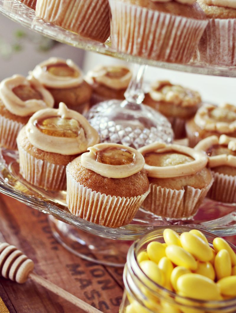 you asked for it here s emma s recipe for peanut butter honey cupcakes