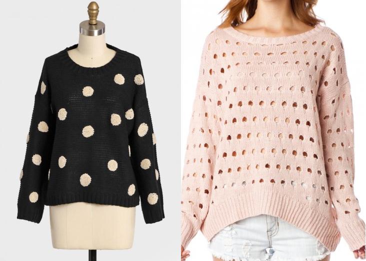 8 Ruche Sweater 9 Shop Sosie Sweater