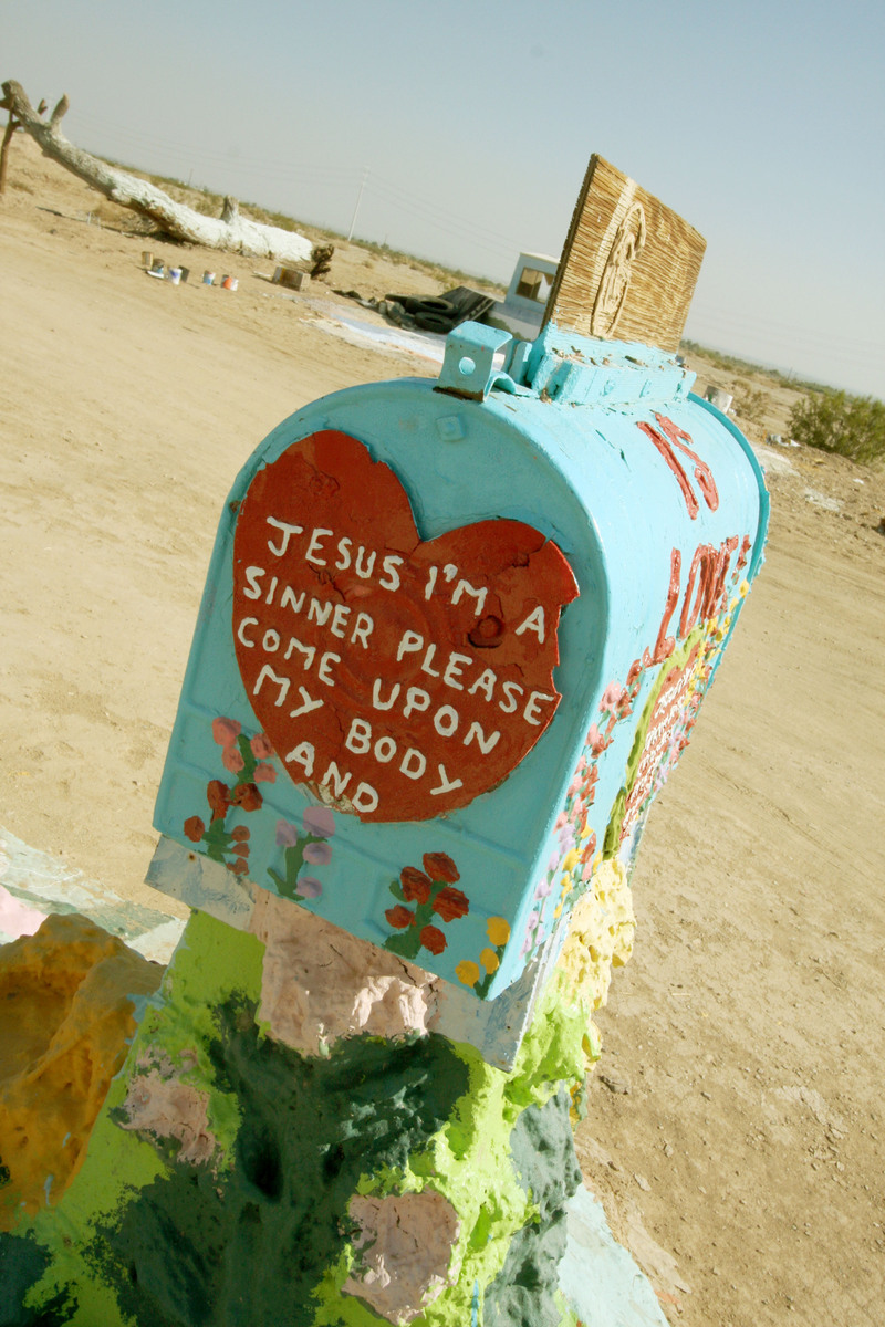 4 salvation mountain