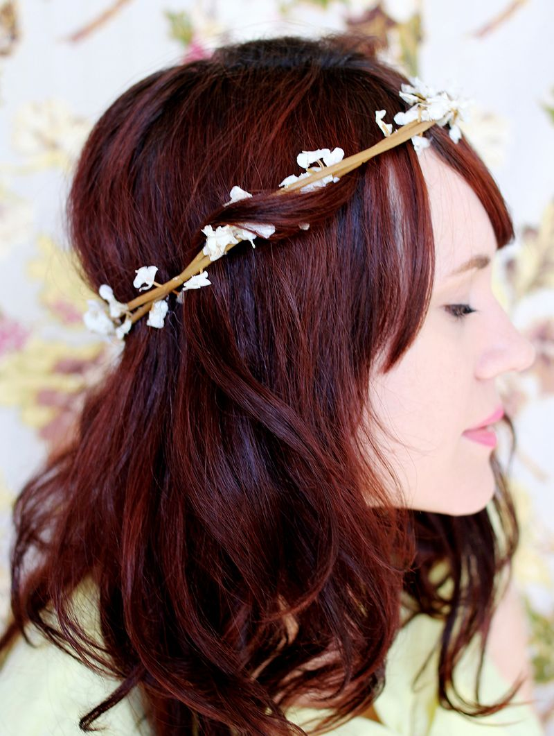 Bloom flower Crown 1