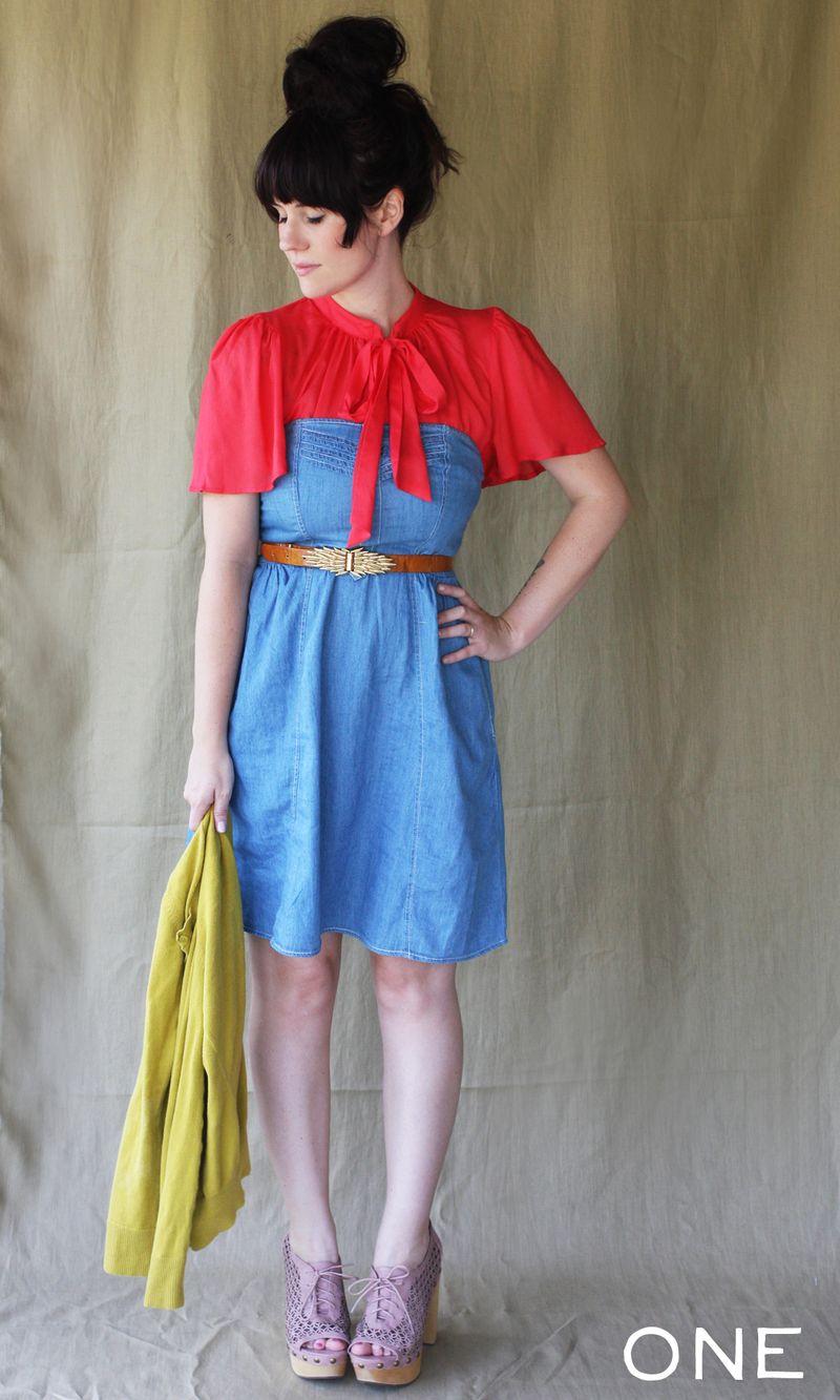 T shirt under dress -  T Shirt Under Sleeveless Dress