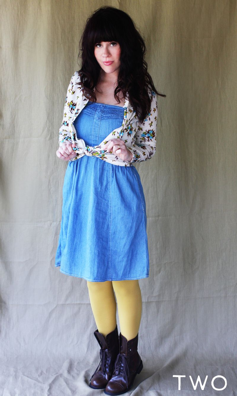 Fashion Mixology 8 Outfits From Pieces A Beautiful Mess