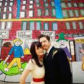 Our Folk Art Bride & Groom Photos  - August 22, 2011
