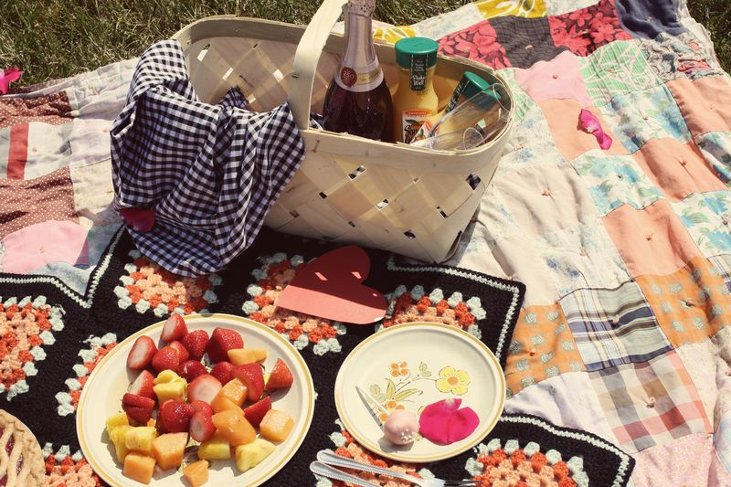 A Very Special Picnic At The Park A Beautiful Mess