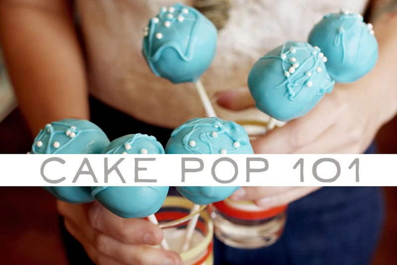 How To Make Cake Pops A Beautiful Mess