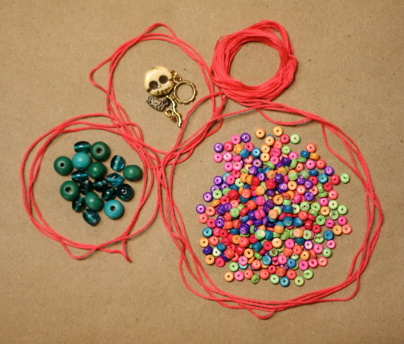 Modern Friendship Bracelets DIYA Beautiful Mess