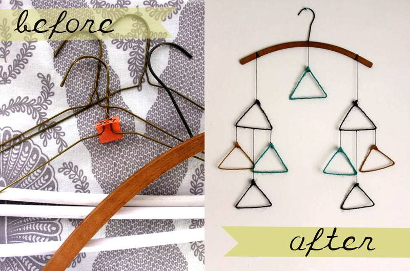 Project Restyle Geometric Mobile A Beautiful Mess