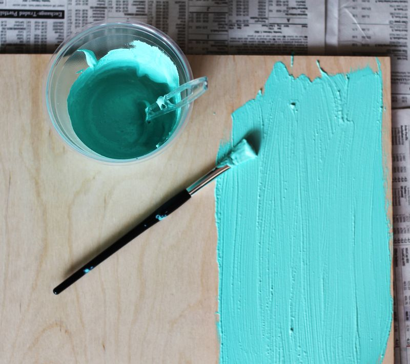 How To Mix Chalkboard Paint In Any Color A Beautiful Mess