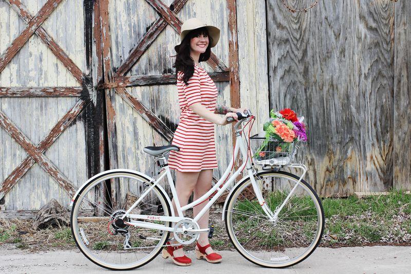 Sister style sunshine + stripes 2