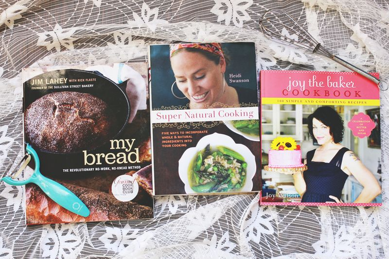 Favorite cookbooks 3