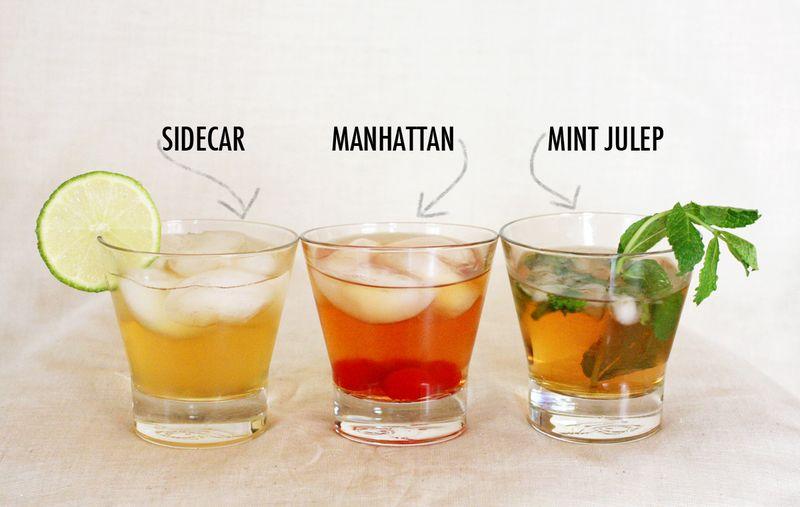 Classic cocktails 1