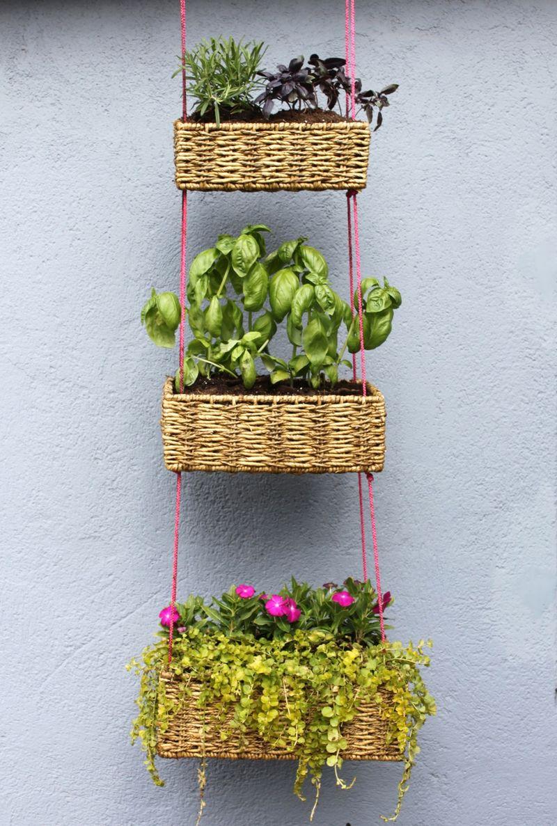 Hanging Garden DIY Commander
