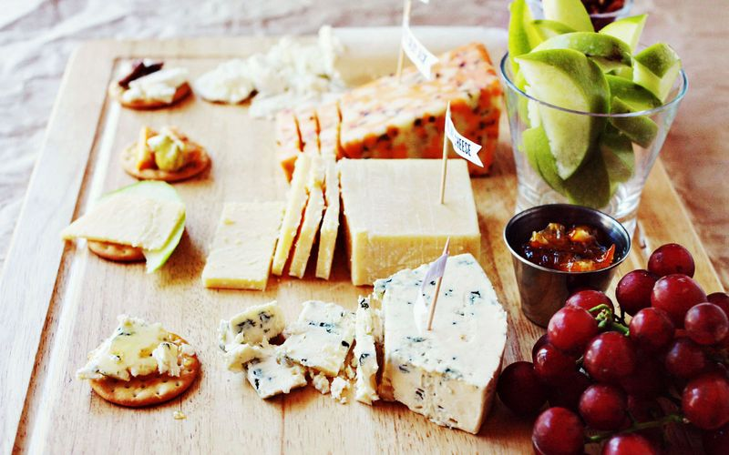 Cheese Platter How-To & 5 Tips for Creating the Perfect Cheese Platter - A Beautiful Mess