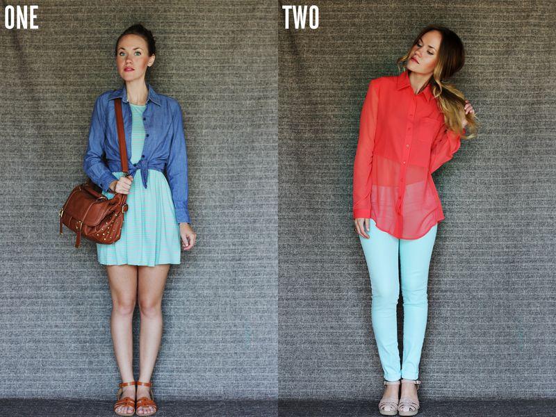 Fashion Mixology 1-2