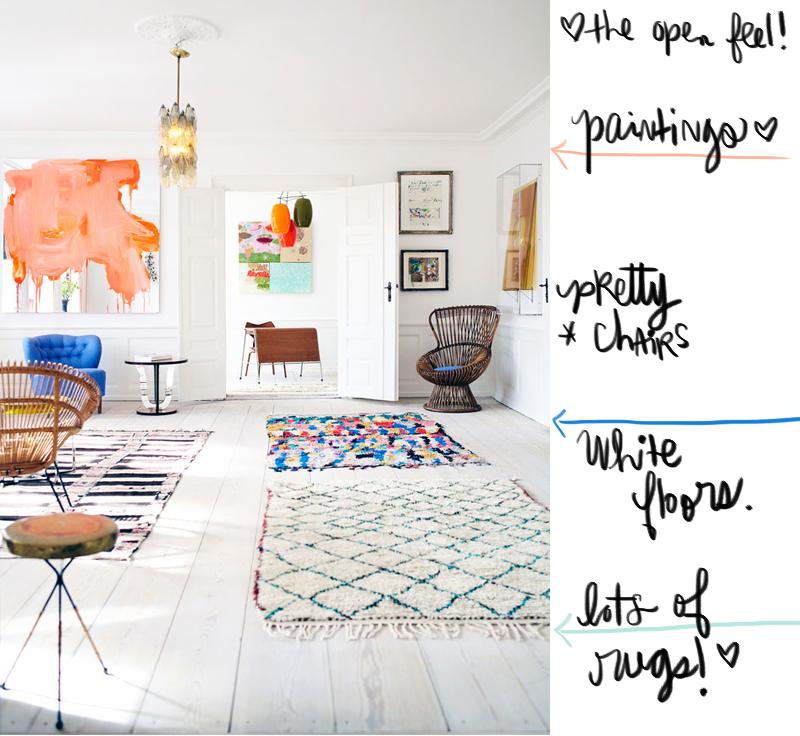 Wohnzimmer gemütlich einrichten: The Apartment