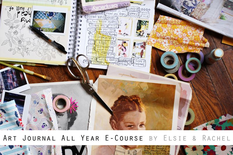 ART JOURNAL ALL YEAR