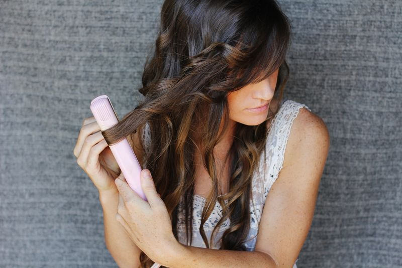9 - teasing hair