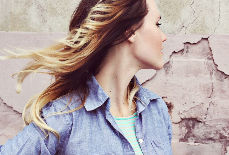 Ombre hair story