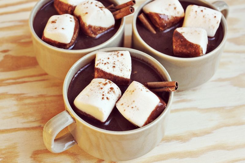 Aztec Hot Chocolate Recipe A Beautiful Mess