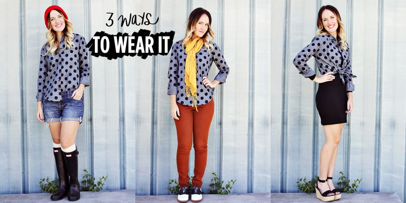3 Ways To Wear It