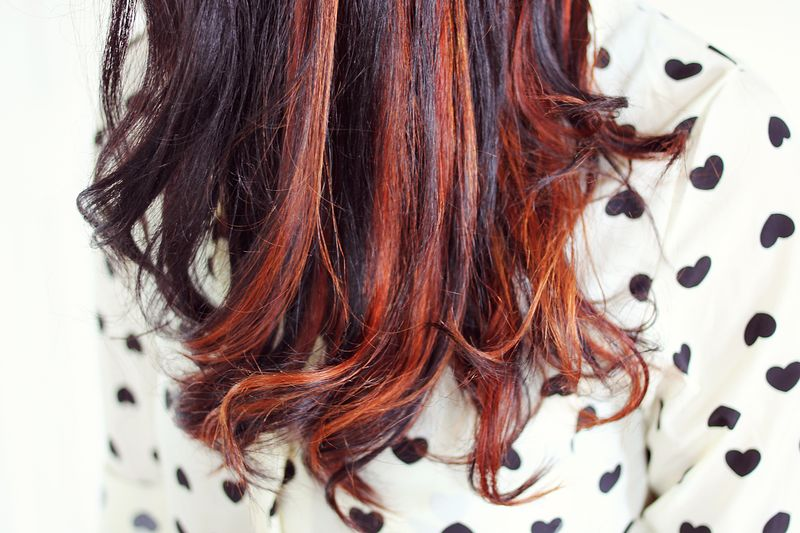 Autumn Hair Color