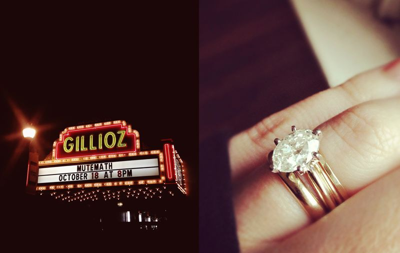 Gillioz + Our Ring