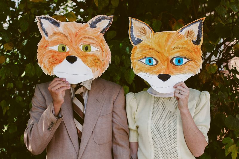 Fantastic Mr. Fox Costume Idea