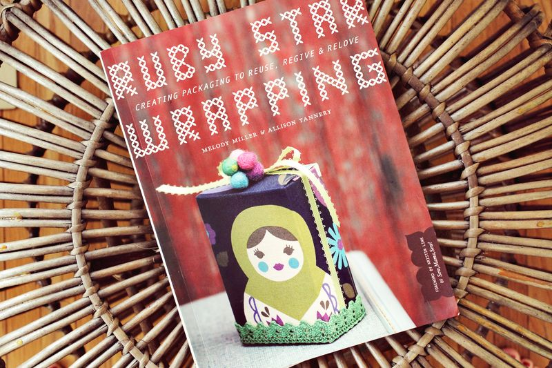 Ruby Star Wrapping Book