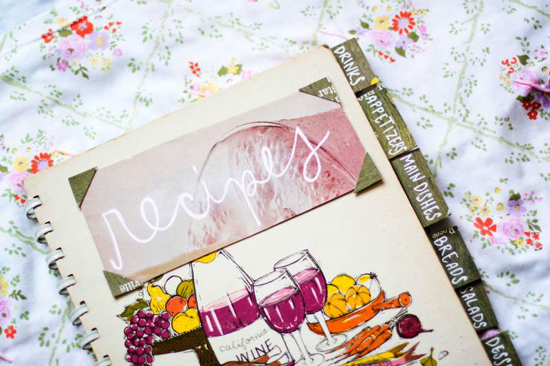 20 diy gift ideas a beautiful mess diy recipe book solutioingenieria Choice Image