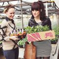 Sister Style: Plant Shopping - January 30, 2013