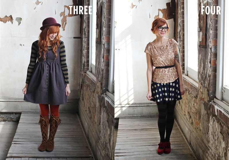 Adorable fashion mixology via A Beautiful Mess