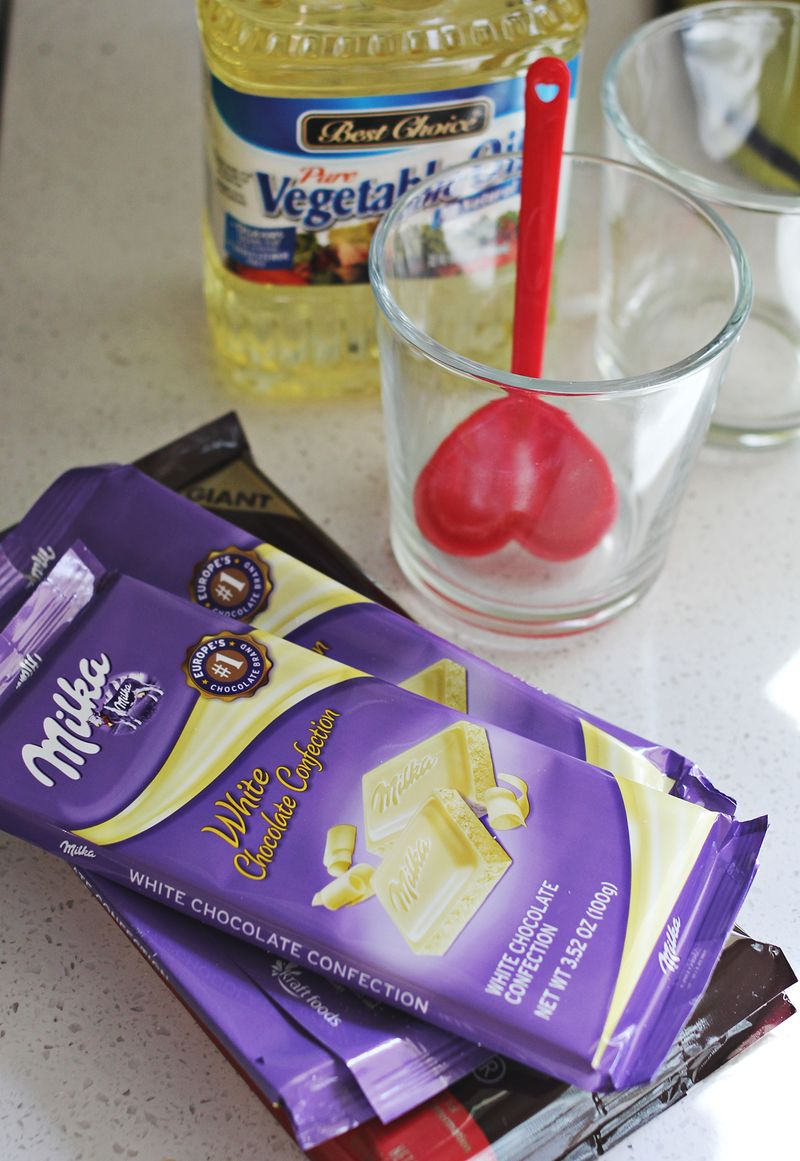 Tips for melting chocolate