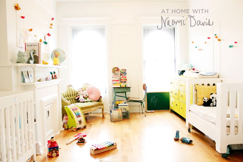 At Home With Naomi Davis