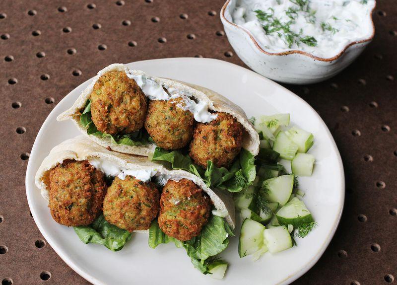 How to make falafel at home