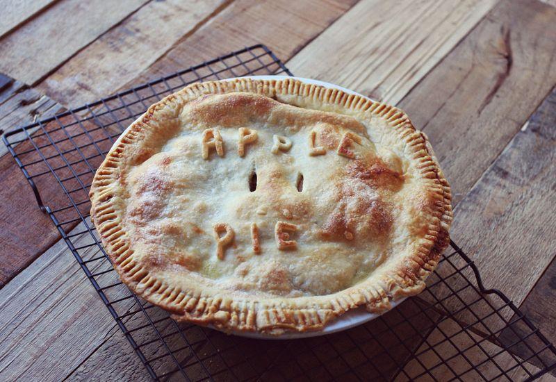 Apple pie forever