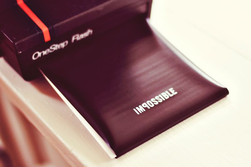 Impossible Project Camera