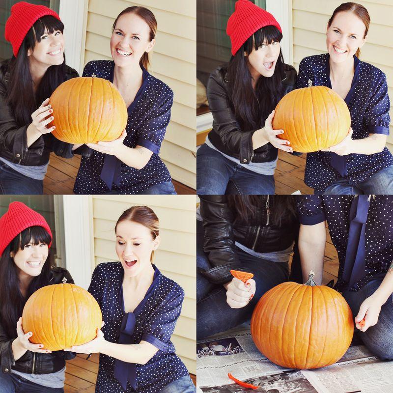 ABM Pumpkin Carving Contest 2012