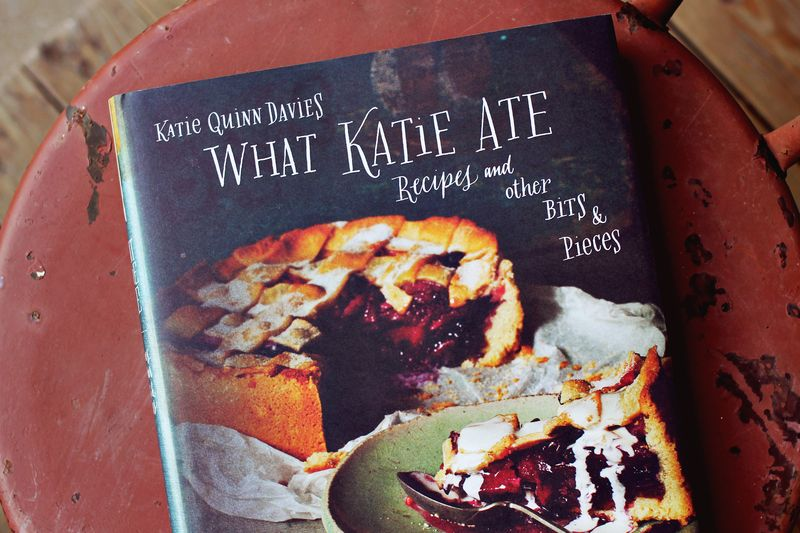 What Katie Ate Book