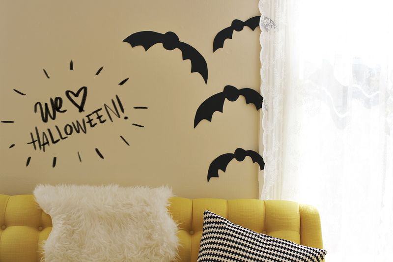 Bat Wall Decor