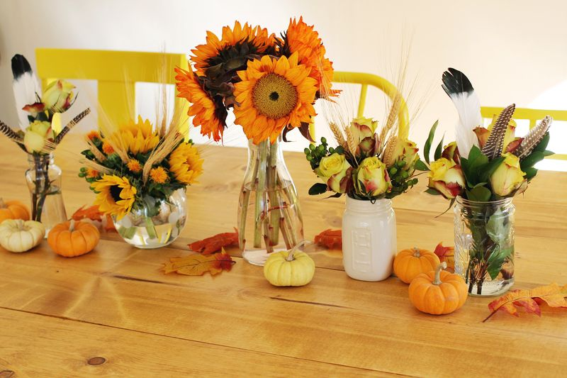 Tips for Autumn Flower Arrangements