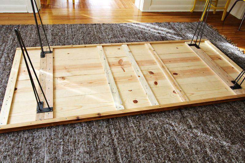 How To Assemble A DIY Table Amazing Design
